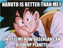 Goku has a point~~ by JonathanTamJK