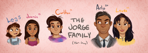 the jorge family by seductive-woof