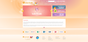 BalonBaski.Com - Interface Design by interfacedesigner
