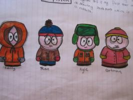 south park by wolfwarrior74