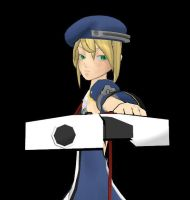 Noel Vermillion is not amused. by Naryt-R-Neath