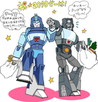 Kup and Blurr 2 by piyo119