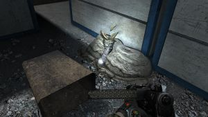 Metro 2033: Wall-e Easter egg i think by Sandwich-Anomaly