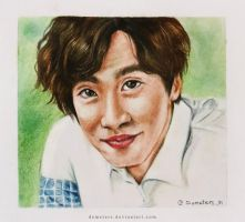Lee KwangSoo by demeters