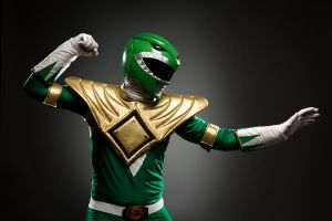 Green Ranger by convokephoto