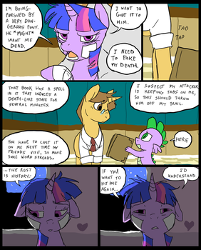 MLP Project 254 by Metal-Kitty