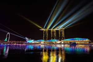 Marina Bay Singapore by josgoh
