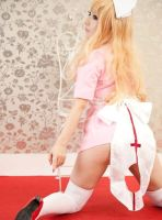 Sheryl Nome Cosplay 3 by BabyClassicSonic