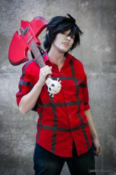 Marshall Lee by Vash-Fanatic