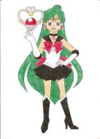 Sailor Pluto by animequeen20012003