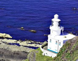 Hartland Point Lighthouse by SianMurrell