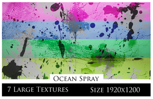 Ocean Spray Textures by revsXgirl