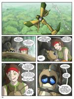Page 16 - Trouble - Suzumega Medabot by AltairSky