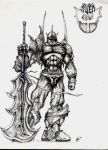 sven the roughe knight by Wellarts