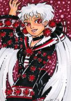 Sailor Barnard 73 ACEO for Snowlyn by nickyflamingo