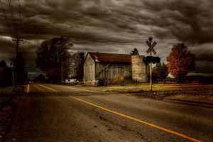 hope:like a road in the county by picturingjules
