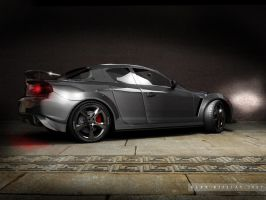 MAZDA RX8 STR by palax