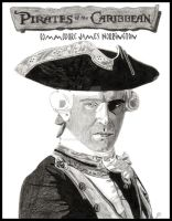 Commodore James Norrington by InsaneKane87