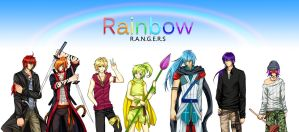 Rainbow rangers [finish] by Hika-Vns