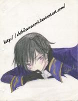 Lelouch by ChibiDairacool