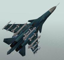 Su-34 screenshot 1 by senor-freebie