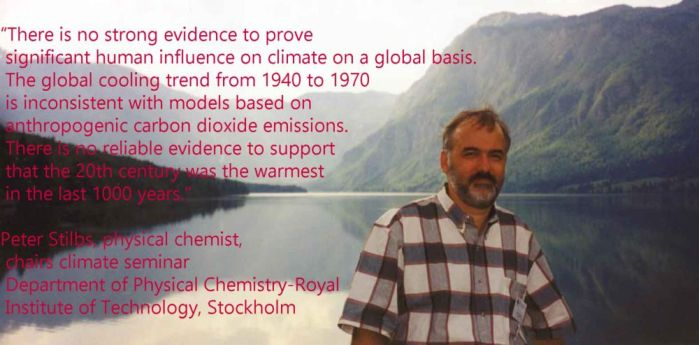 Peter Stilbs, climate skeptic, Sweden by Kajm