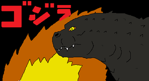 Godzilla 2014 King of the Monsters by GarchompKing1216