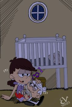 TLH - LaLn - Comfort Lullaby (Dig) by Thuledrawer09