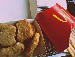 McNuggets by TipsyDarlene