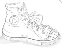 xX Converse Shoe Xx by MaNeBi