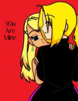 FMA: You Are Mine Color by almabrangel