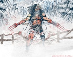 Weapon X by OmaruIndustries