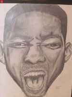 Will Smith by lucasnetto