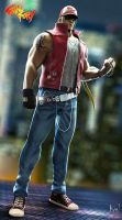Terry Bogard by Khempavee