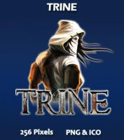 Trine Icon by JRT25