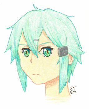 Sinon by Strange-Argument