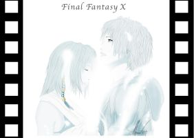Final Fantasy X by AfflictionArt