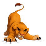 No One Messes With Nala And Gets Away With It! by BeeStarART