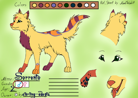 Sorrento Breedable OPEN by Sterling-Adopts