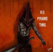 Red pyramid thing by Synergy14