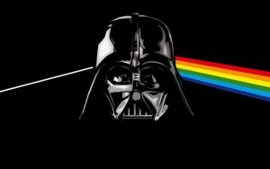 Dark side of Vader. by z0h3