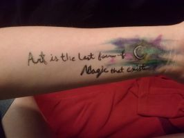 Art and Magic by Seffen