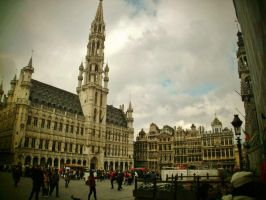 Bruxelles by TheZombieGates