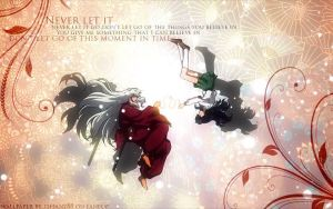 Never Let This Go, InuYasha Kagome by InuYasha4life13173