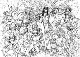 TROPA issue  3 cover WIP by gammaknight