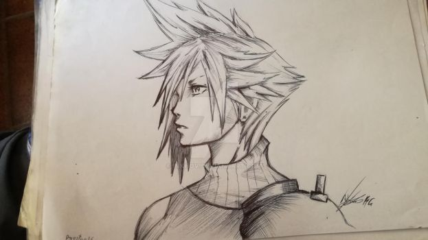 Cloud traditional style by Khov97