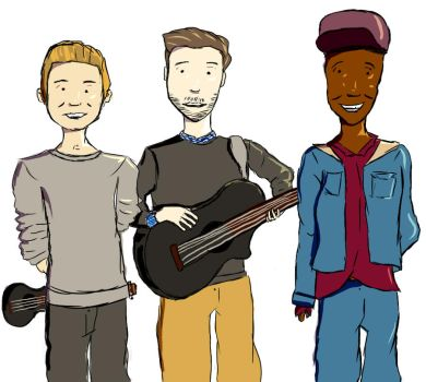 Loveable Rogues by nudgevanillacl