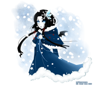 TM- Snow Queen by SweetieMoon