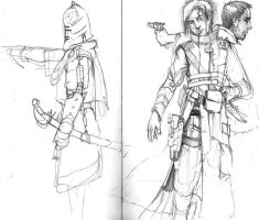 space pirate - rough by cqb