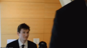 Mitch Smiling At The Camera GIF by SweetLuvs1D